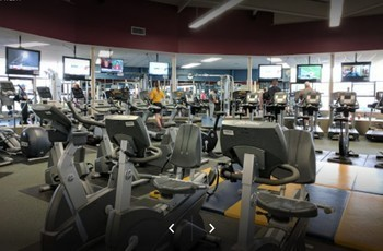 Fitness Center and Gym - McCormick Sports Center -  NAVSTA Norfolk
