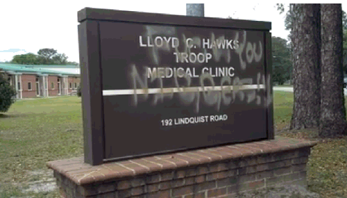 Hawks Troop Medical Clinic - Fort Stewart