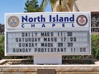 Chapels- NAS North Island