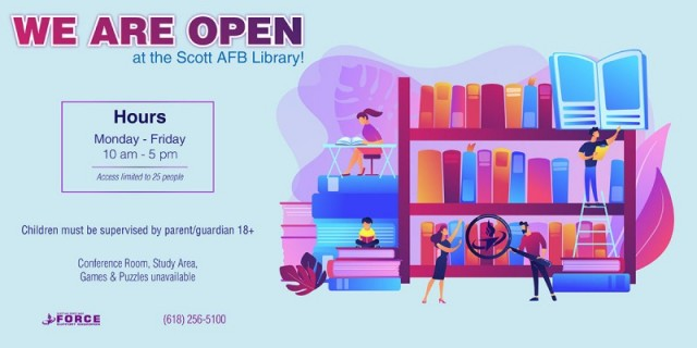 Learning Express Library - Scott Air Force Base