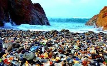 Sea Glass Beach Okinawa