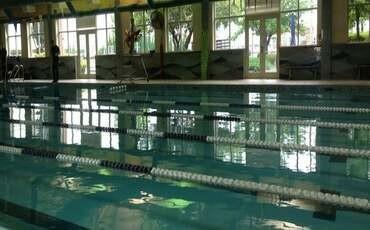 Aquatics - Waterfront Athletic Complex Indoor Pool - NAVSTA Norfolk