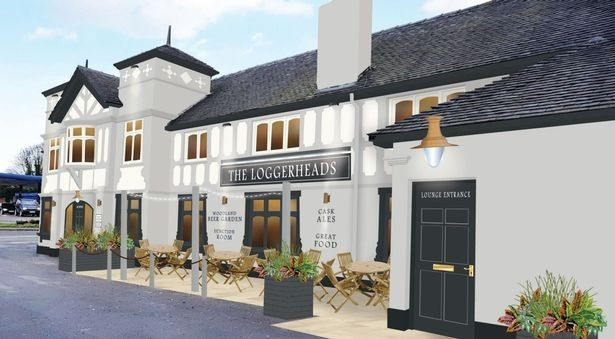 Loggerheads Pub