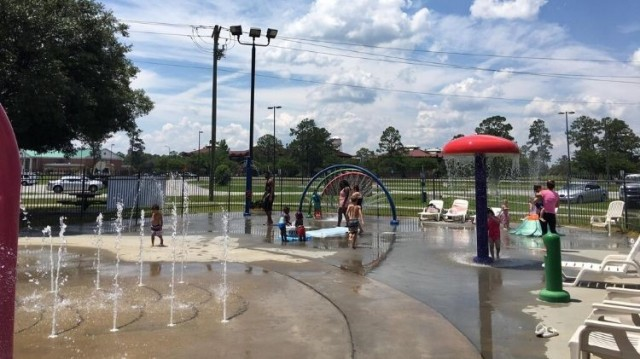 Corkan Recreation Area Pavilions - Fort Stewart