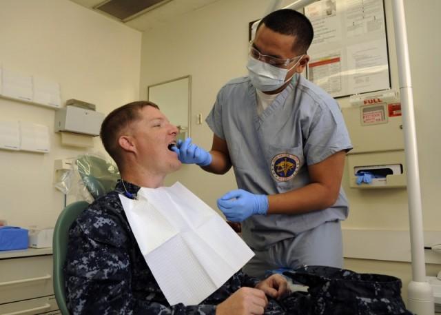 Naval Dental Clinic - NB Kitsap-Bremerton