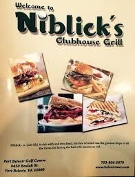 Niblick's Clubhouse Grill