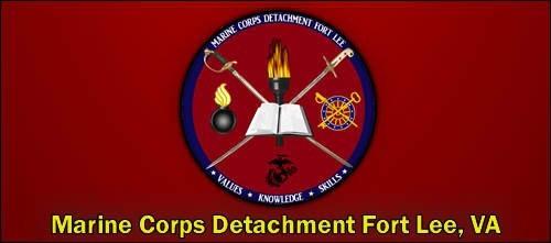Marine Corps Detachment, Fort Lee