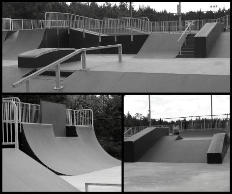 Skate Park - MCAS New River