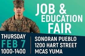 MCCS Human Resources- MCAS Yuma