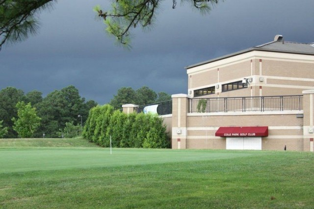 Cole Park Golf Course - Fort Campbell