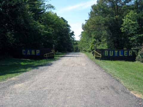 Marine Corps Camp S. D. Butler