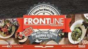 Frontline Restaurant-29 Palms Marine Base