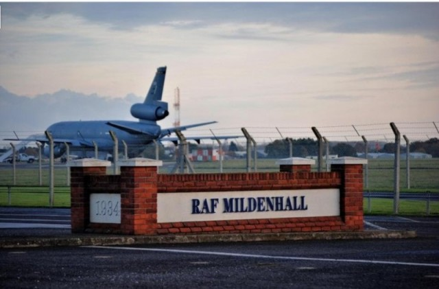 Royal Air Force Mildenhall