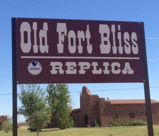 Old Fort Bliss Replica Cultural Center - Fort Bliss