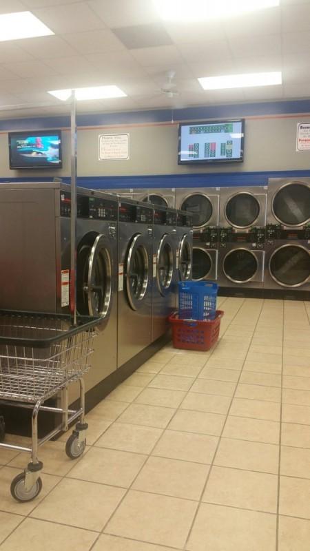 Liberty laundromat - Fort Stewart