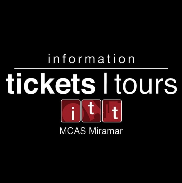 Information, Tickets and Tours - MCAS Miramar