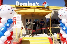 Dominos Pizza- Camp Pendleton