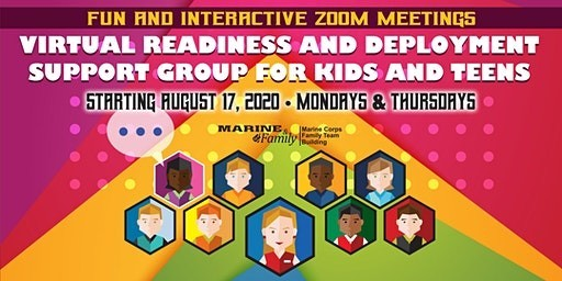 Kids and Teen Program - MCAS Miramar