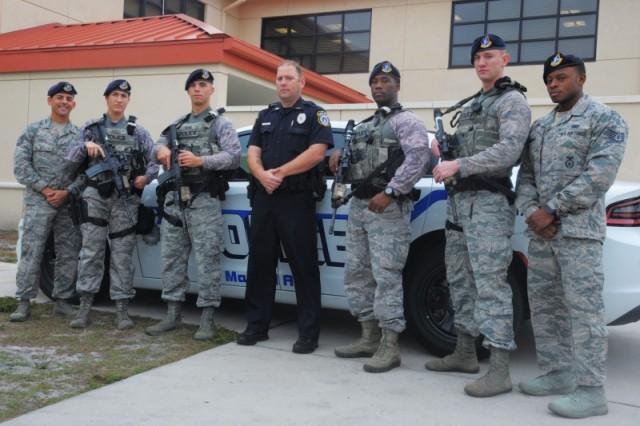 Civilian Personnel - MacDill AFB