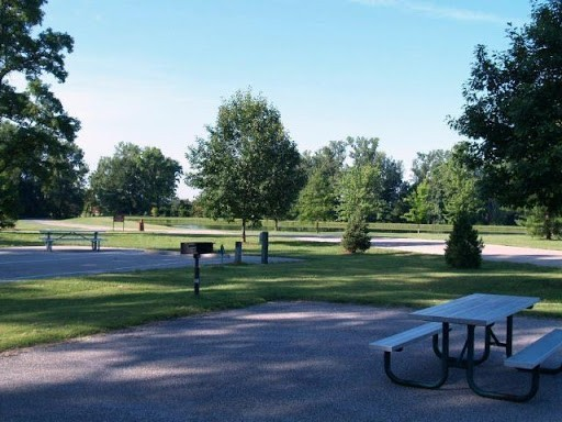 Family Camp Ground - Scott Air Force Base