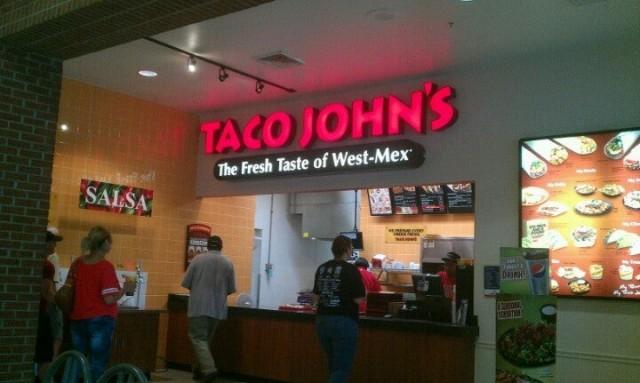 Taco John's - Fort Stewart