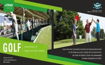 Yokota FSS Tama Hills Golf Course