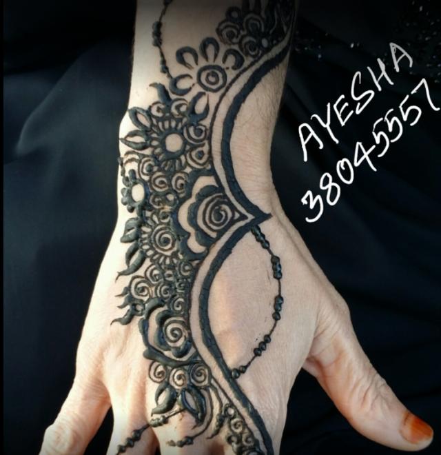 Creative Henna Designers