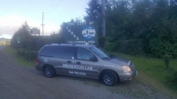 Bremerton Cab
