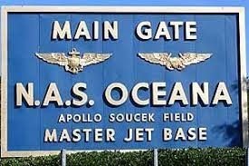 Oceana Naval Air Station