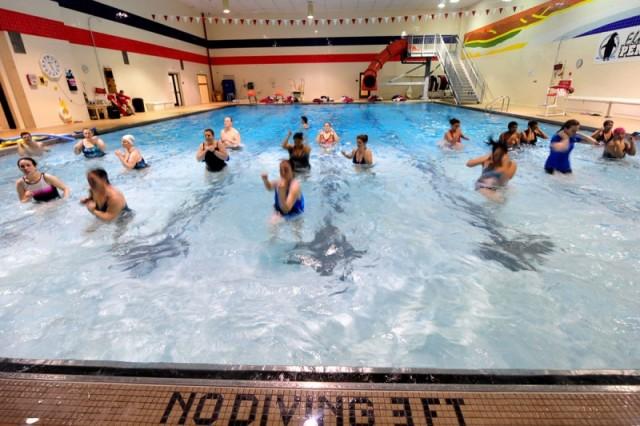 Elmendorf Fitness Pool - Joint Base Elmendorf-Richardson