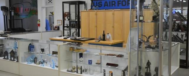 Vandenberg AFB - Engraving Shop