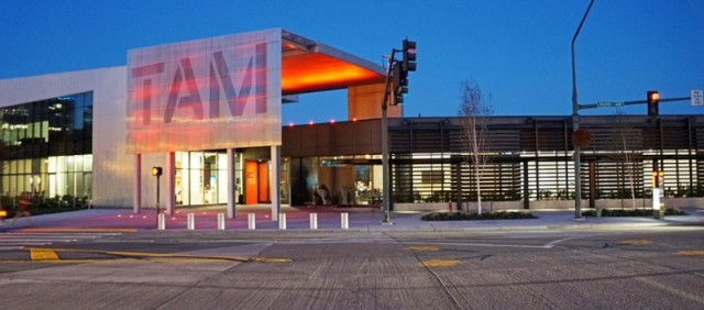 Tacoma Art Museum - Joint Base Lewis McChord