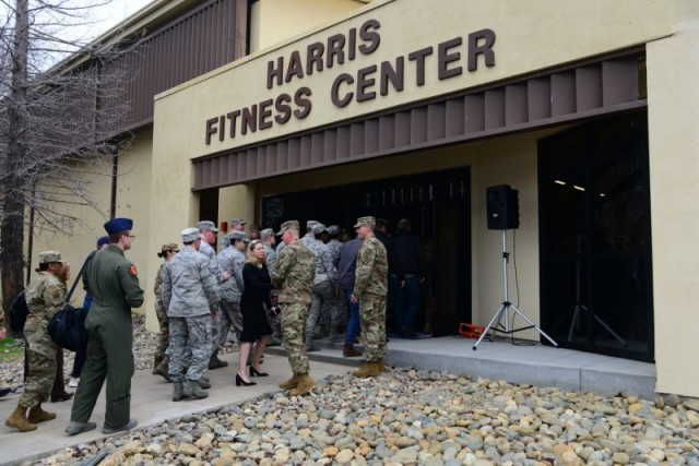 Beale AFB - Harris Fitness Center