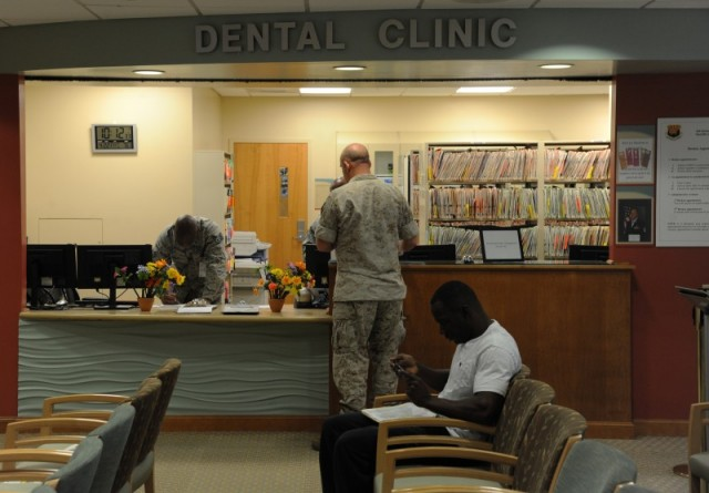 Dental Clinic - MacDill AFB