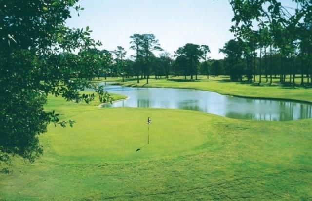 Sewells Point Golf Course - NAVSTA Norfolk