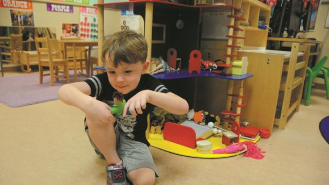 Child Development Centers - NS Mayport