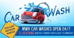 Harmony Church Car Wash- Fort Benning