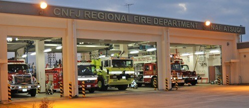 CNRJ Fire and Emergency Services - NAF Atsugi