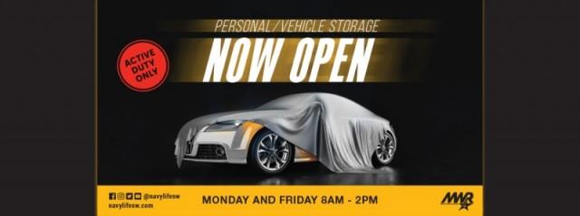 NB San Diego Vehicle Storage