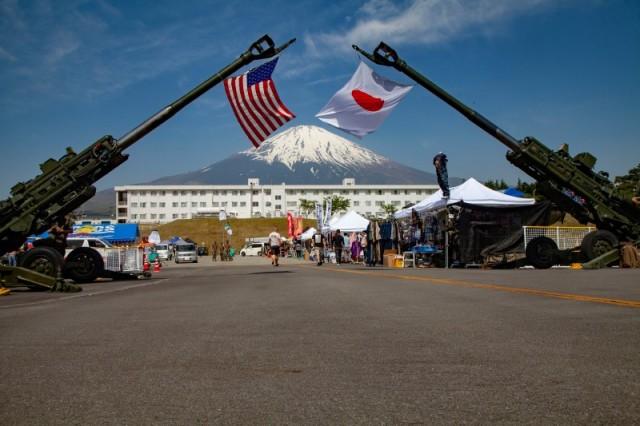 CATC Camp Fuji