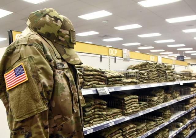 Military Clothing Store - MacDill AFB