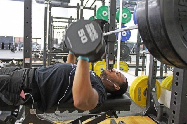 North Fort Hood Physical Fitness Center - Fort Hood