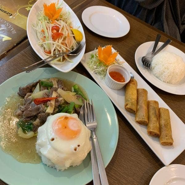 Thai Restaurant Baan Chiang Mai タイレストランバーン・チェンマイ