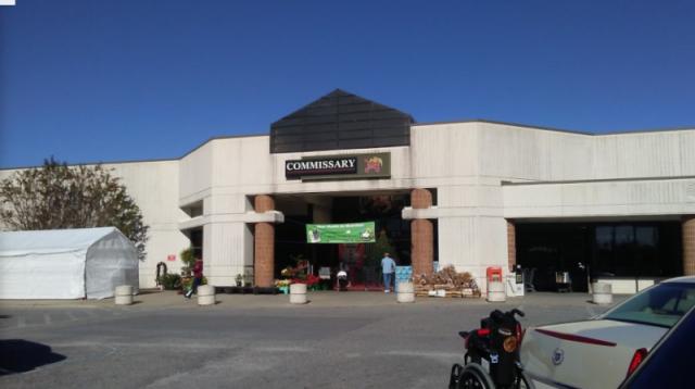 Commissary - NAS Pensacola