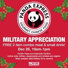 Panda Express- Camp Pendleton