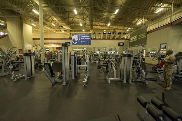METC Fitness Center - Joint Base San Antonio-Fort Sam Houston