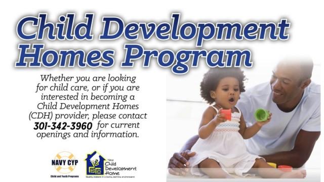 Child Development Homes- Joint Base Anacostia-Bolling