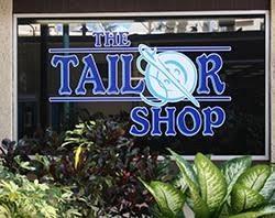 Tailor Shop- MCB Hawaii Kaneohe Bay