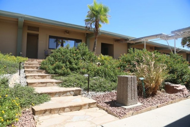Billeting Office (Lodging)- 29 Palms Marine Base