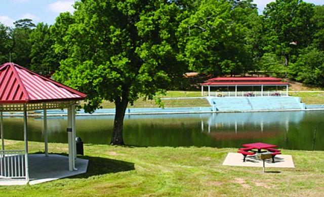Parks, Ponds & Trails Fort Benning